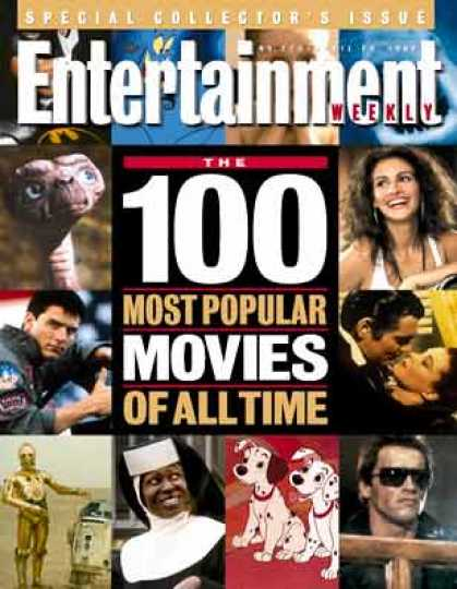 Entertainment Weekly - The Big Pictures