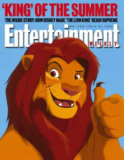Entertainment Weekly - Mane Attractions