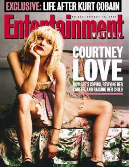 Entertainment Weekly - The Power of Love