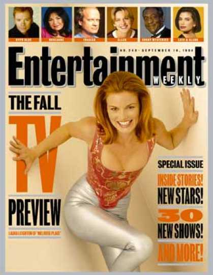 Entertainment Weekly - Fall Tv Preview Monday