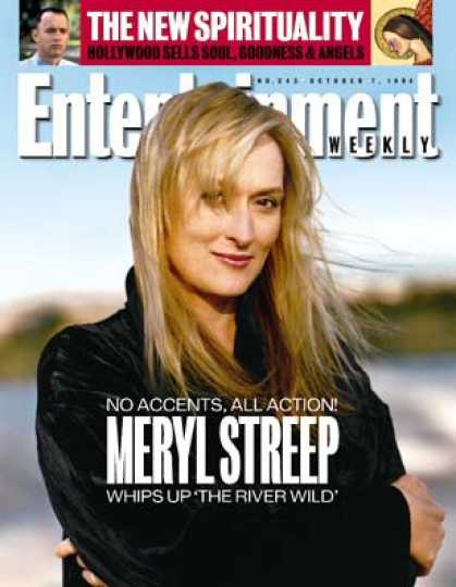 Entertainment Weekly - The Perils of Meryl