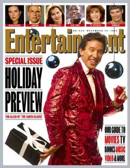 Entertainment Weekly - Holiday Preview