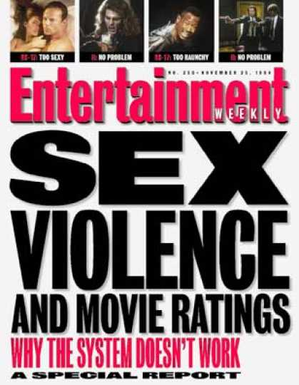 Entertainment Weekly - Why Movie Ratings Don't Work