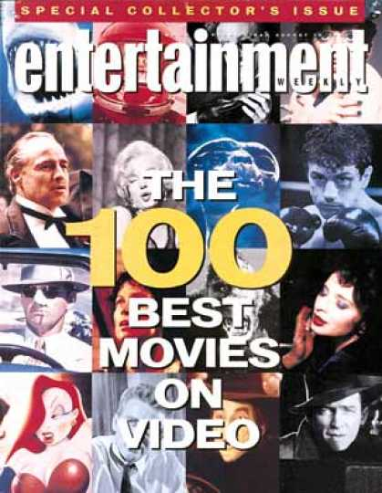 Entertainment Weekly - The 100 Best Movies On Video: 1-50