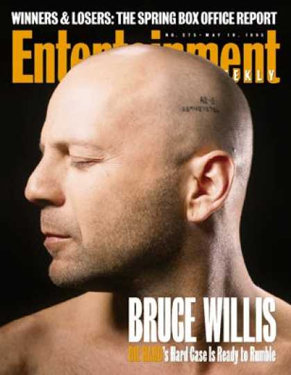 Entertainment Weekly - Brass Bald