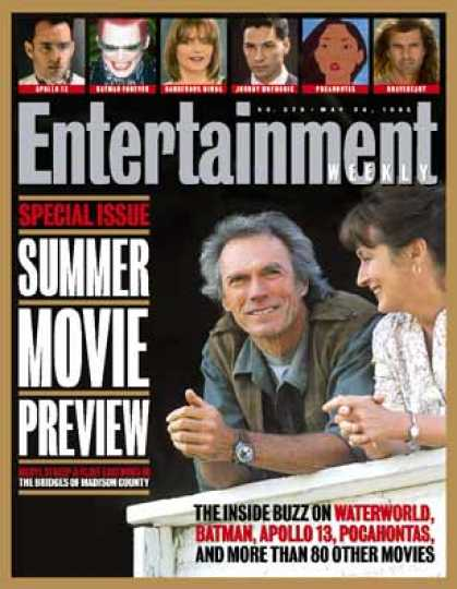Entertainment Weekly - Summer Movie Preview
