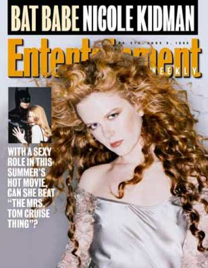 Entertainment Weekly - Seeing Red