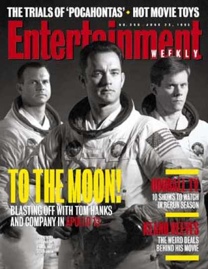 Entertainment Weekly - Ground Control To Major Tom