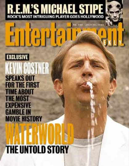 Entertainment Weekly - Dangerous When Wet