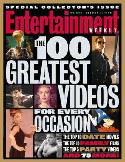 Entertainment Weekly - What To Watch...