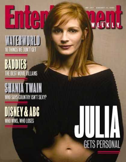 Entertainment Weekly - The Next Julia Roberts