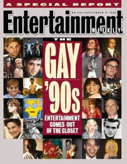 Entertainment Weekly - Special Report: The Gay 90's