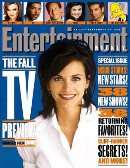 Entertainment Weekly - Fall Tv Preview Thursday