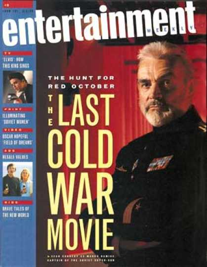 Entertainment Weekly - Reds Sail Into the Sunset