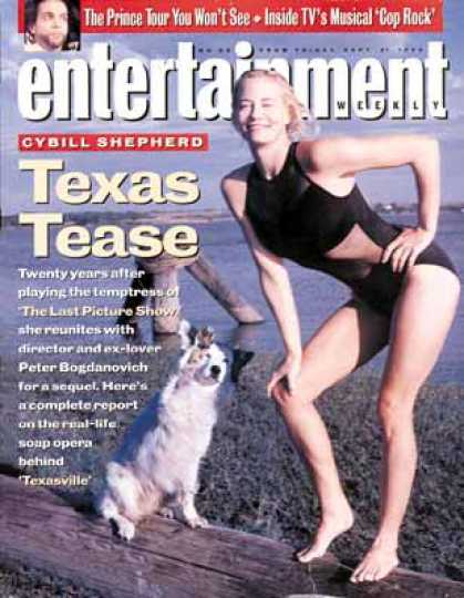 Entertainment Weekly - Deep In the Heart of Texasville