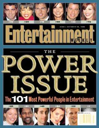 Entertainment Weekly - Power 101