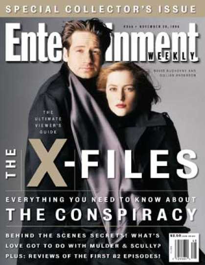Entertainment Weekly - Dossier