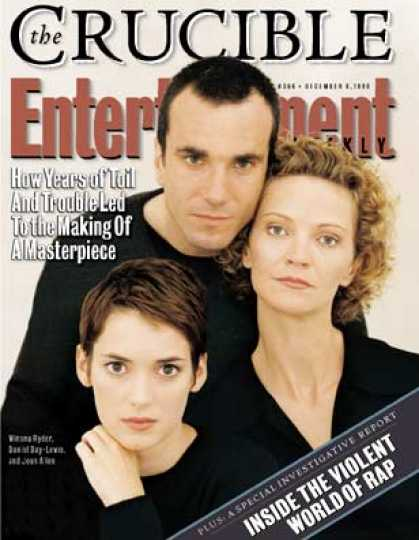 Entertainment Weekly - Casting A Spell