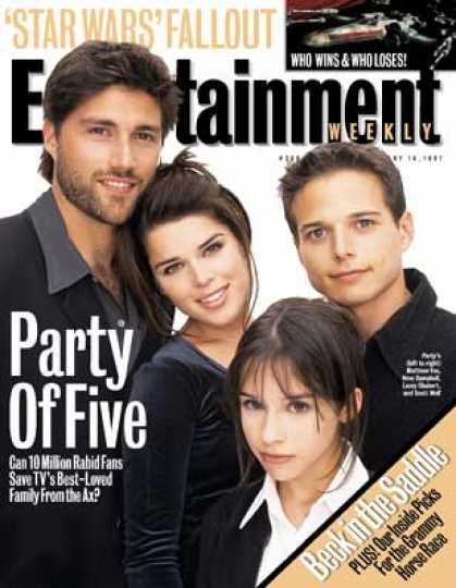 Entertainment Weekly - Life of the Party
