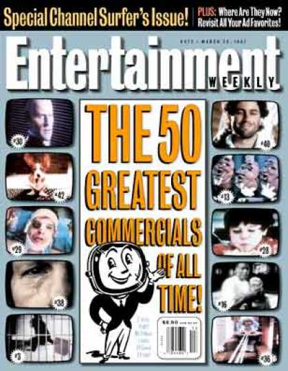 Entertainment Weekly - The Pauses That Refreshed