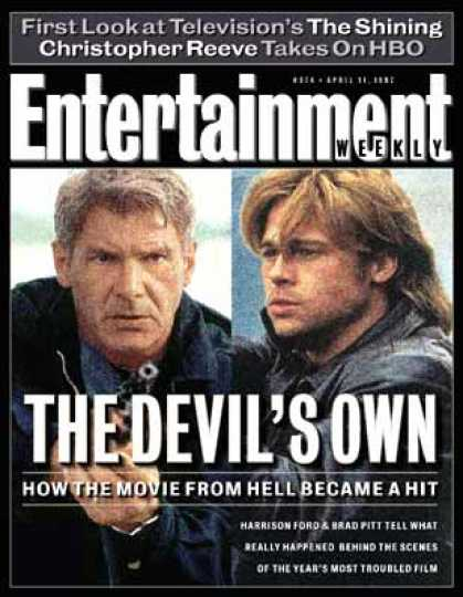 Entertainment Weekly - Dealing With the Devil