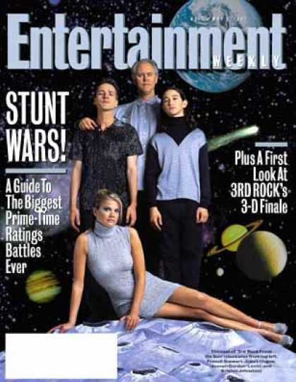 Entertainment Weekly - Rock Pops