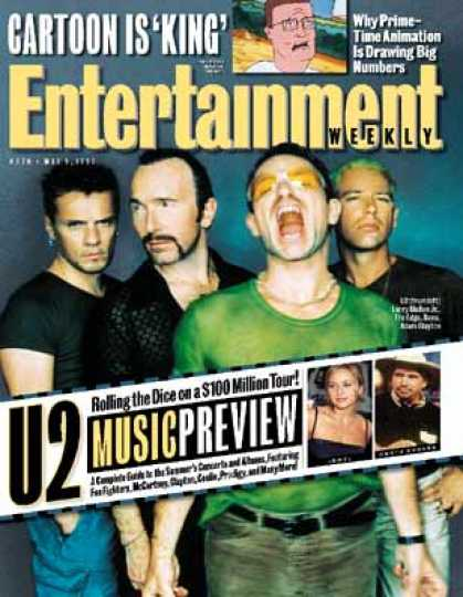 Entertainment Weekly - The Albums