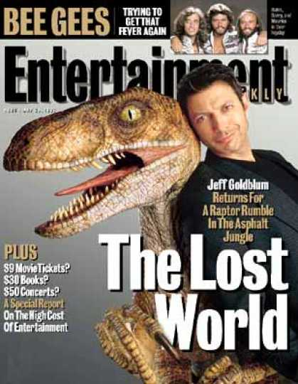 Entertainment Weekly - The Lizard King