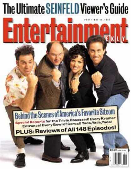 Entertainment Weekly - Thanks For Nothing