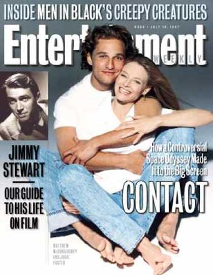 Entertainment Weekly - Making Contact