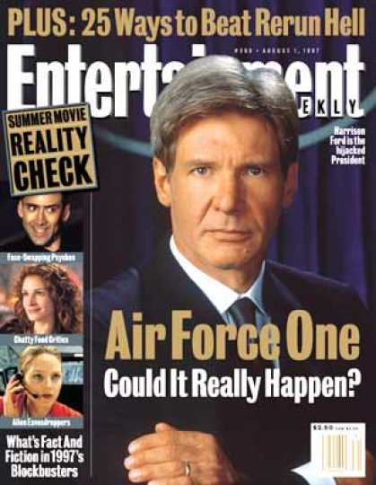 Entertainment Weekly - The Plane and Simple Truth