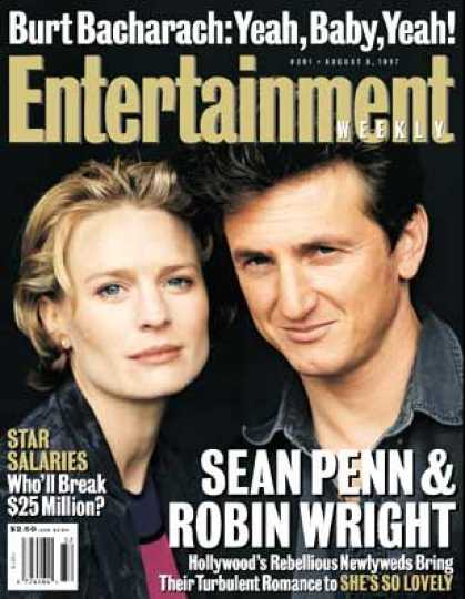 Entertainment Weekly - Sean Penn Does Not Want To Hurt You