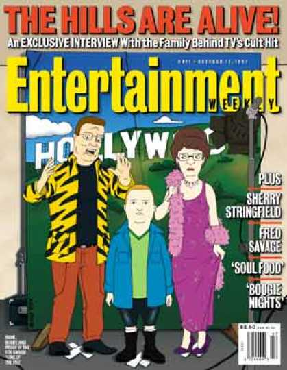 Entertainment Weekly - Hill'arity