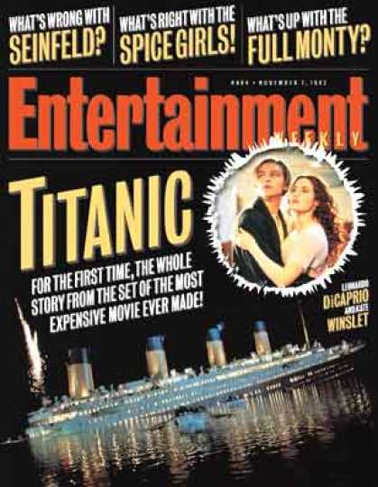 Entertainment Weekly - Titanic