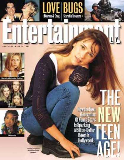 Entertainment Weekly - Teen Steam