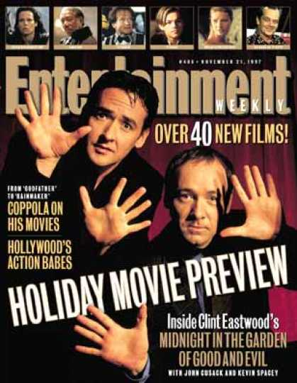 Entertainment Weekly - 1997 Holiday Movie Preview