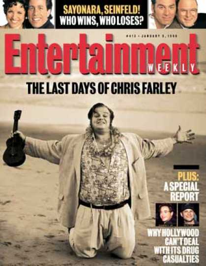 Entertainment Weekly - The Last Temptation of Chris