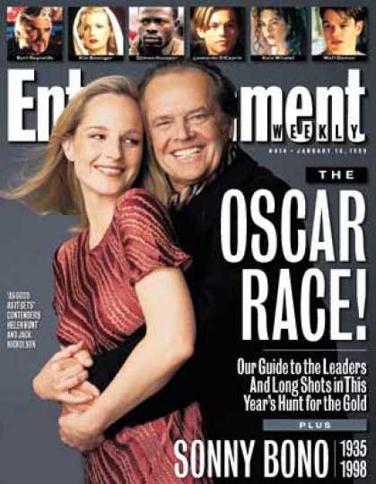 Entertainment Weekly - As Good As Gold