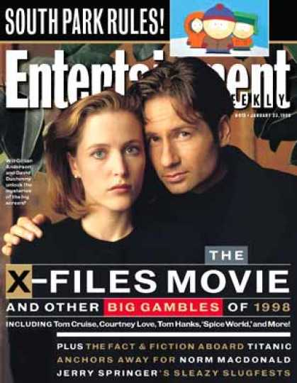 Entertainment Weekly - Sure Things