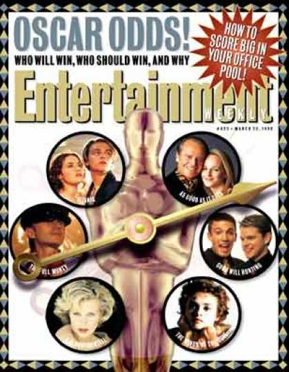 Entertainment Weekly - Deconstructing Oscar