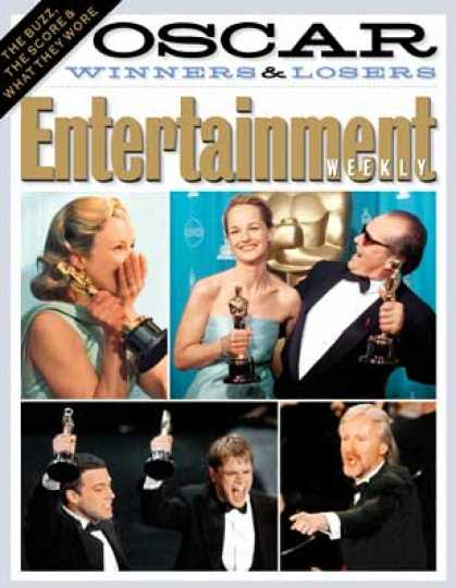 Entertainment Weekly - The Big Night