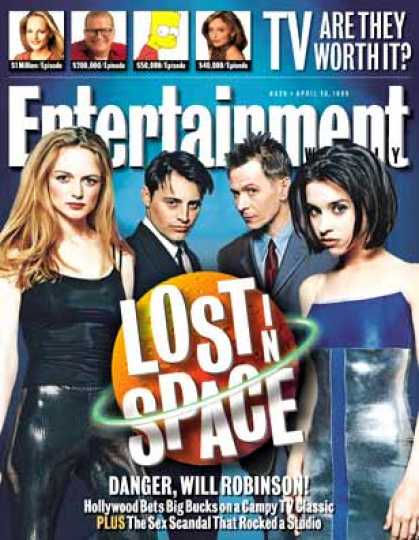 Entertainment Weekly - Land of the Lost