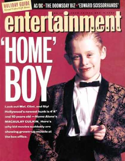 Entertainment Weekly - Big' Kid
