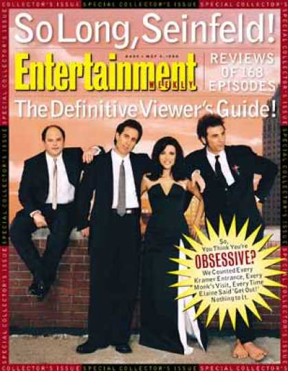 Entertainment Weekly - The Seinfeld Chronicles