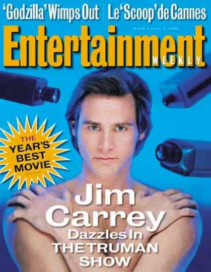 Entertainment Weekly - The Truman Pro