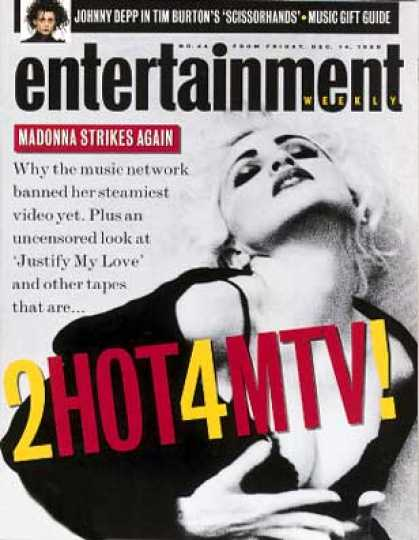 Entertainment Weekly - Some Like It Hot...some Not