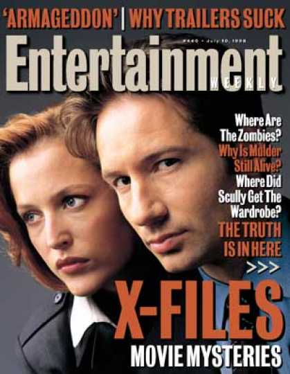 Entertainment Weekly - X Planations