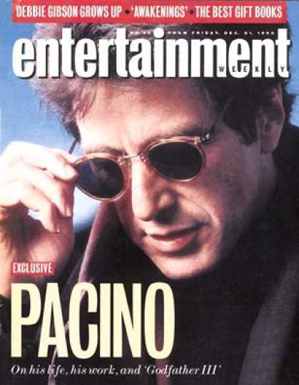Entertainment Weekly - Pacino Talks