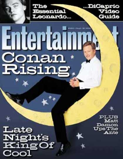Entertainment Weekly - Johnny Come Lately