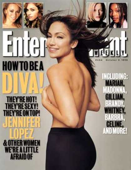 Entertainment Weekly - From Here To Divanity